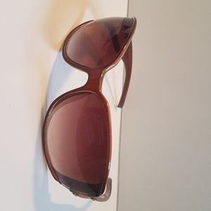Calvin Klein sunglasses, brown